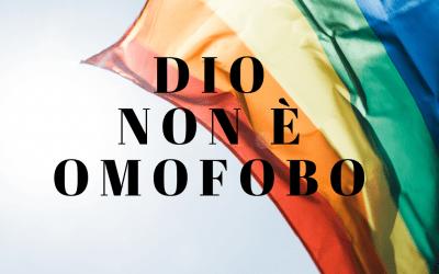 Dio non è omofobo
